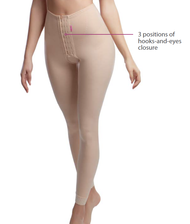 Lipoelastic TB Variant med 3 positioner knäppen